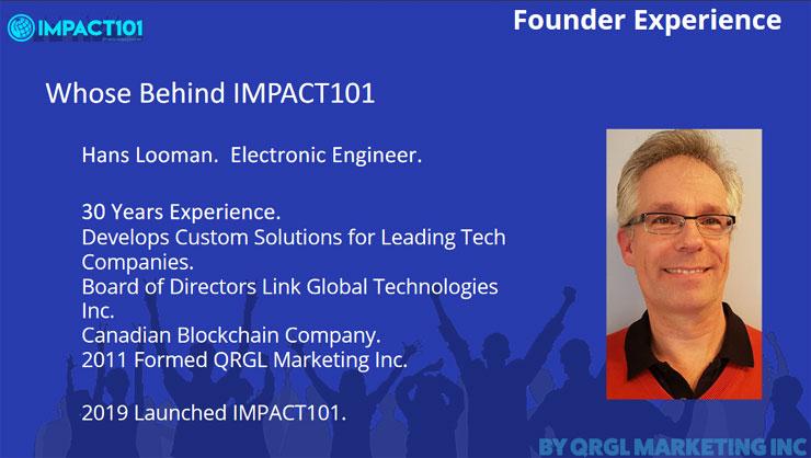 Impact101 founding partner